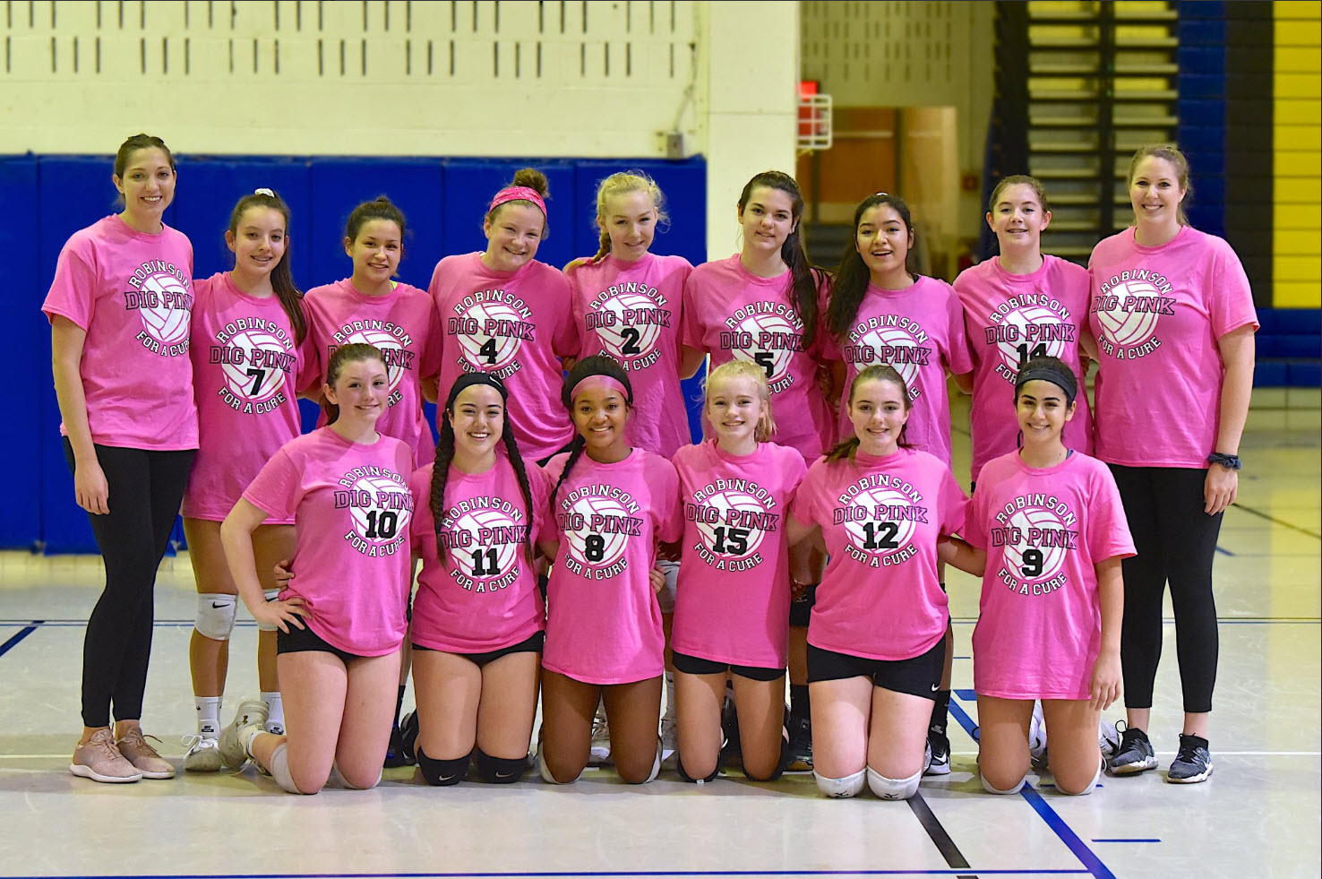 volleyball-team