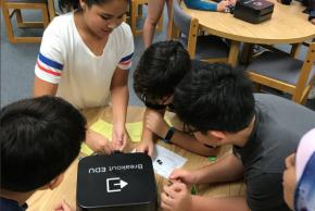 seventh-grade-break-out-box-library-orientation